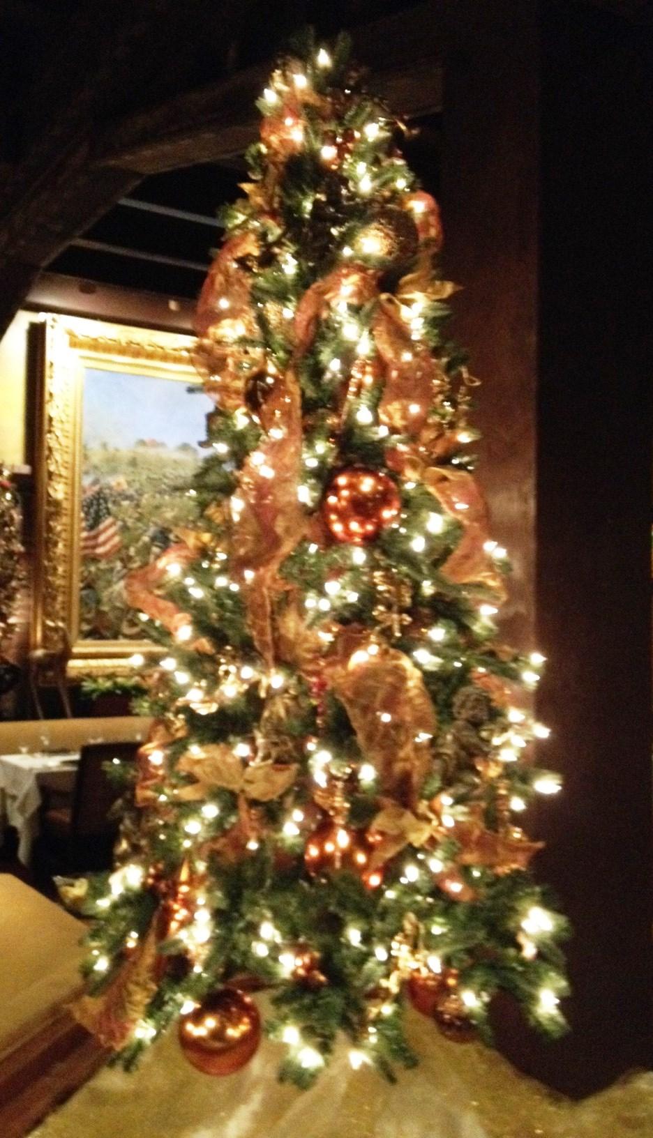 Mission Inn Restaurant Tree